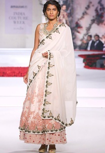 ivory-and-rose-pink-embroidered-sari