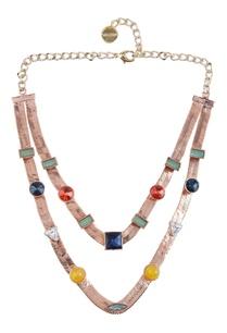 dual-layered-necklace-with-embellished-stonework