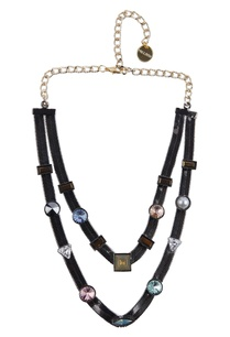 multi-studded-double-layer-necklace