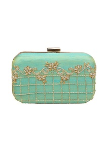blue-embroidered-box-clutch