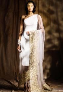 ivory-gold-embroidered-kurta-with-churidar