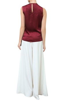 Top With Side Drape