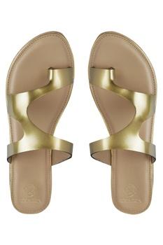 Slip-on style flatforms