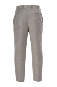 Straight suit pant