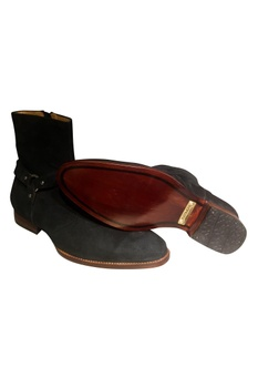 Handcrafted pure leather boots