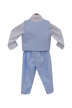 Waist coat with shirt & pants