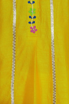 Gota Embroidered Tunic