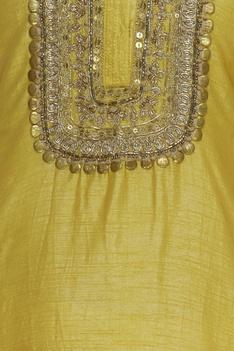 Hand Zardozi Embroidered Tunic