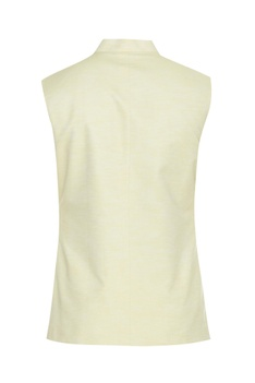 Nehru jacket with french knot detail
