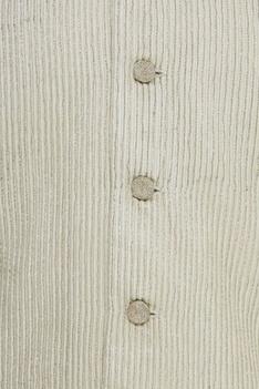 Textured Mandarin Collar Nehru Jacket