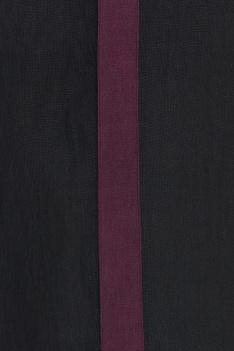 Colour block placket panel Shirt