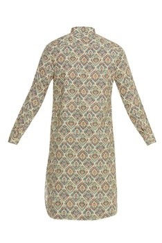 Printed full sleeves Kurta