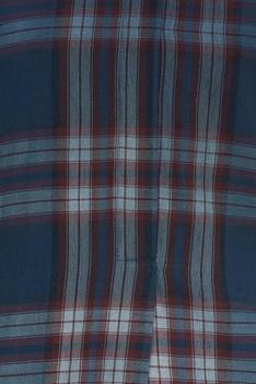 Full Sleeves Checkered Tunic