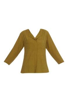 Lapel Collared Shirt