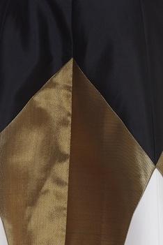 Lehenga With Embroidered Blouse & Dupatta