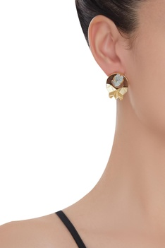 Butterfly shaped Studs
