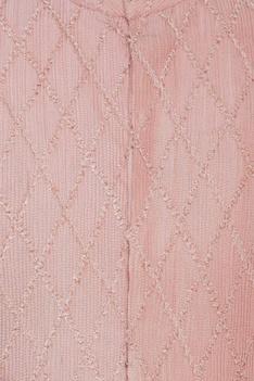 Threadwork embroidered straight fit kurta