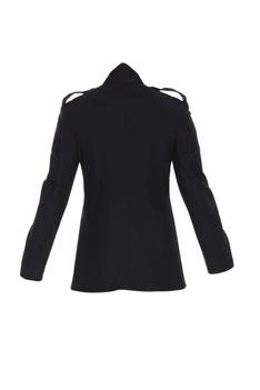 Zipper bandhgala jacket