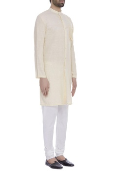 Patch pocket kurta