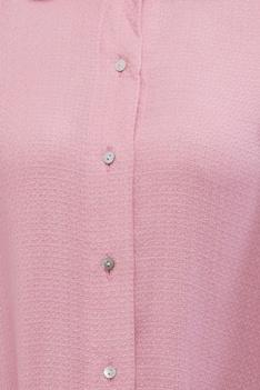 Cut out sleeve shirt