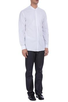 Full sleeves cotton shirt