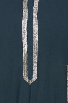 Cotton gota embroidered kurta set