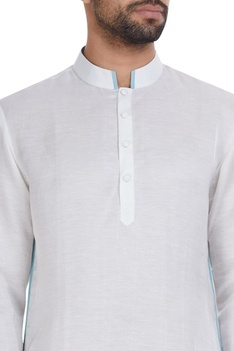 Short full sleeves kurta