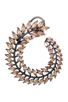 Circular shape earrings