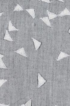 Embroidered straight kurta
