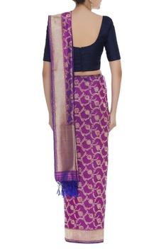 Banarasi handwoven sari