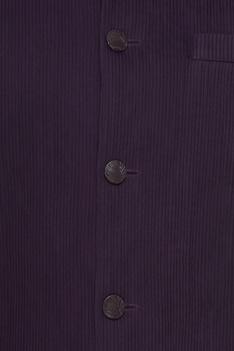 Pin tucked bundi