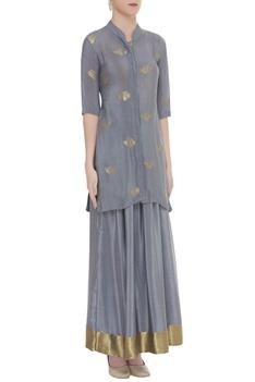 Gandberunda Embroidered Short Tunic