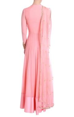 Pink embellished kaladana set