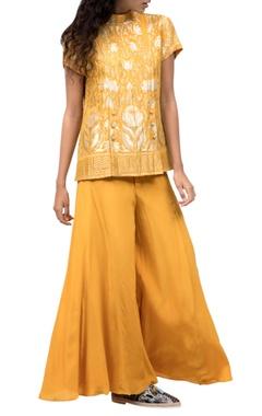 Mango yellow pant set