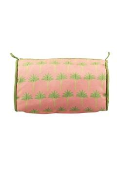 peach banyan groove travel pouch