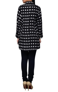 Black box printed jacket