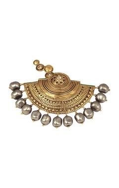 Tribal design earrings