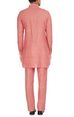 Pathani style kurta with pants