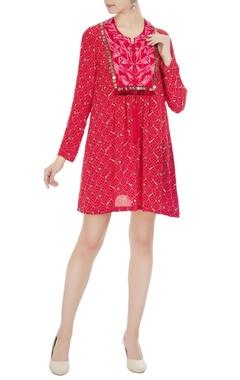 Anushka Khanna 70s-inspired coin embellished dress