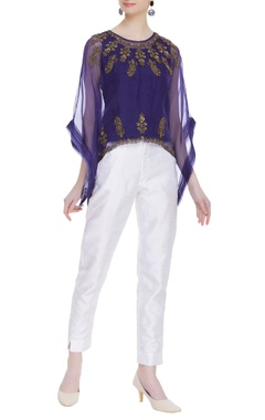 Kavita Bhartia Sequin embroidered blouse with inner