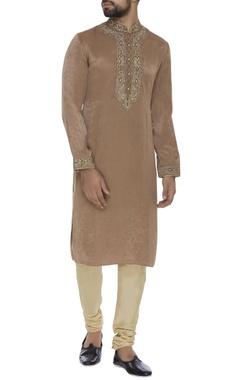 Barkha 'N' Sonzal Handwork embroidered kurta set