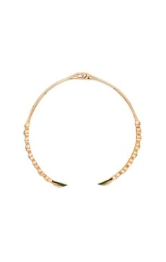 Hinged choker necklace