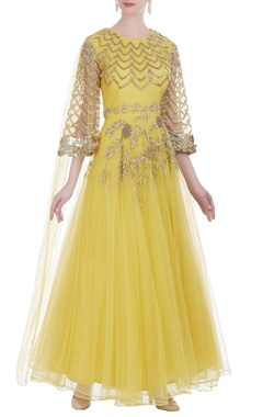 Bhumika Sharma Heavy embroidered gown