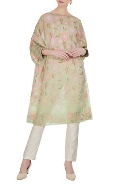 Kavita Bhartia Floral motif printed tunic