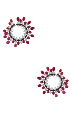 Hoop style earrings