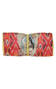 Rajasthani themed jewellery folder