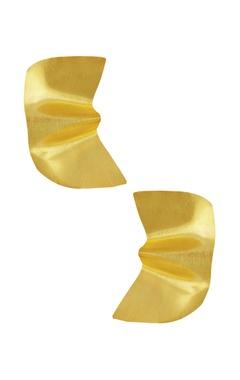 Eurumme Handcrafted long statement earrings