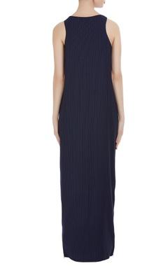 Zipper dress with pocket