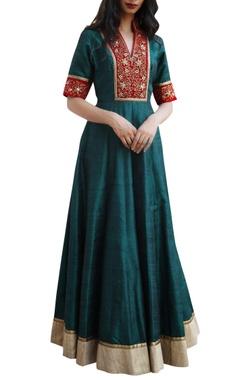 Ranian Hand embroidered kurta