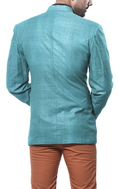 Full sleeves nehru jacket